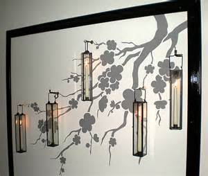 Japanese Wall Art Stickers Ethnic Indian Decor Wall Decals