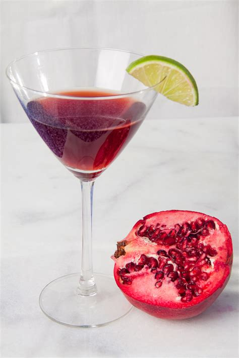 martini pomegranate my chelsea handler cocktail pomegranate martini recipe