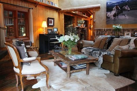 adirondack home decor adirondack style lodge eclectic living room by