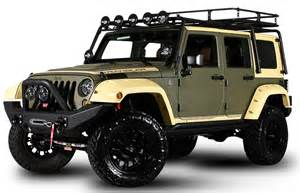 Pictures Of Custom Jeeps Starwood Custom Jeep Wranglers The Awesomer