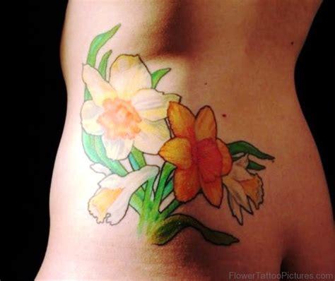 daffodil flower tattoo designs 94 dazzling daffodil flower tattoos