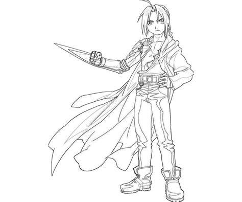 fullmetal alchemist edward elric character tubing