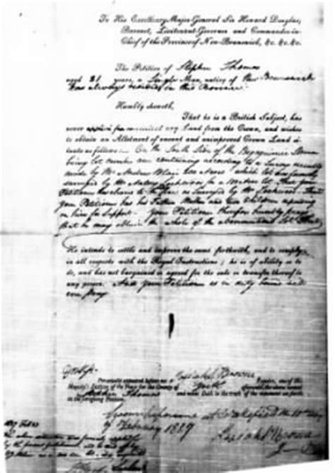 Nb Marriage Records Benjamin Carleton County Pioneer Topic Pictures And Information Fold3