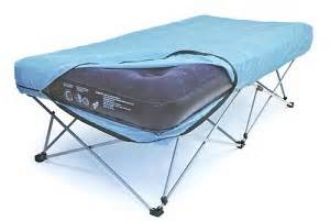 Air Bed Frame Size Great Guest Air Bed Mattress On Stand With