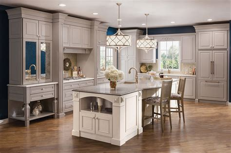 kraftmaid kitchen island kitchen by kraftmaid traditional kitchen by silverman