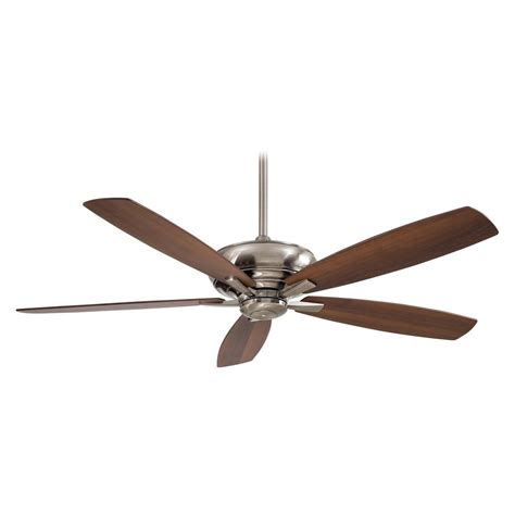 Modern Ceiling Fan Without Light In Pewter Finish F689 Modern Ceiling Fans Without Lights