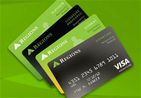Regions Prepaid Gift Card - regions bank launches new line of credit cards mybanktracker