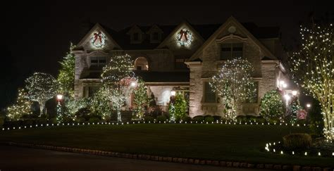 home decor nj professional holiday decorations and lighting christmas