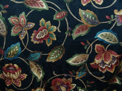 black floral upholstery fabric floral upholstery fabric vintage black floral pillow