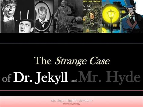 themes in jekyll and hyde ppt ppt the strange case of dr jekyll and mr hyde