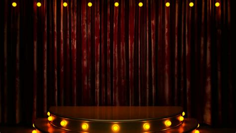 spinning crucifix crimson drapes stock abstract cgi motion graphics and animated background with