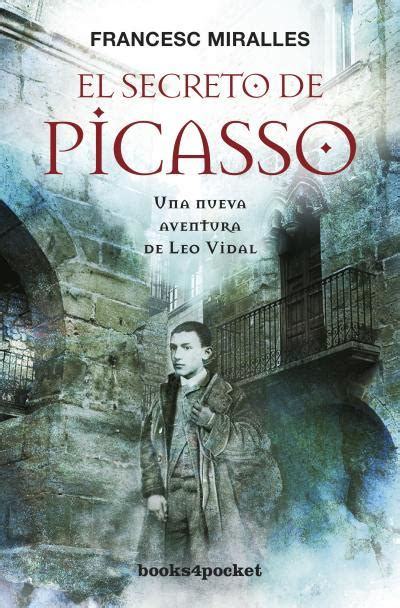 el pasaje books4pocket narrativa el secreto de picasso