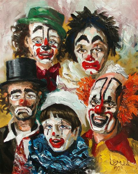 clown paint 1000 images about 1 time to paint on carousel