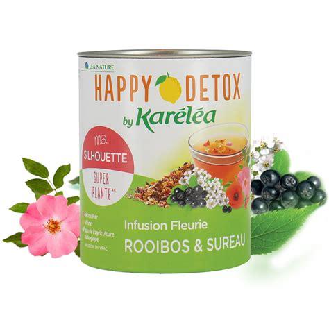 Happy Detox by Bien 234 Tre Au Naturel Infusion Rooibos Sureau Happy D 233 Tox