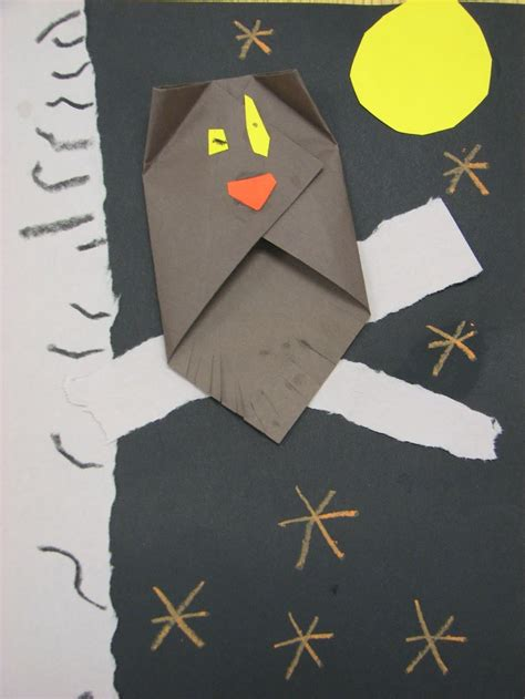 Kindergarten Origami - kindergarten origami owls projects