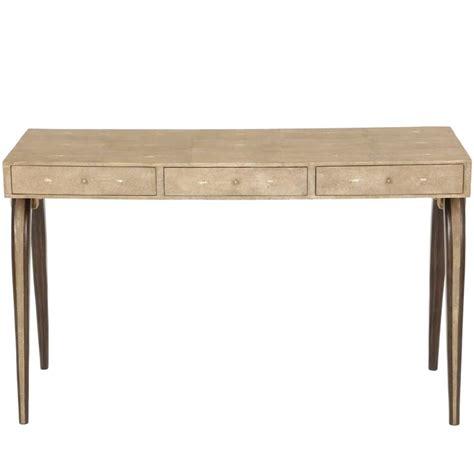 Shagreen Desk by Shagreen Desk For Sale At 1stdibs