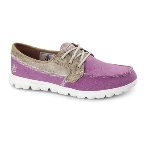 pink boat shoes skechers on the go breezy ladies womens boat shoes pink