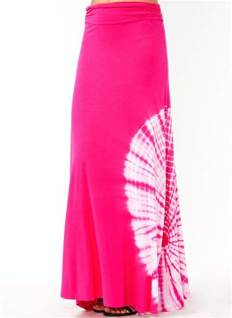 tie dye maxi skirt 35 25 my style