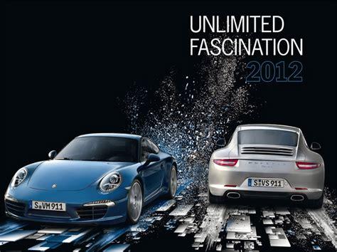 Calendar Auto Images A 2012 Calendar Was Launched By Porsche Design 26056 Car