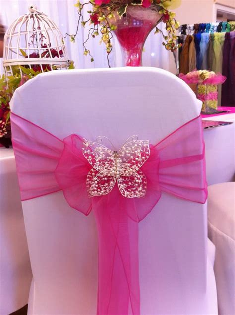 Quinceanera Chair Decorations A Vintage Butterfly Theme Quinceanera Ideas