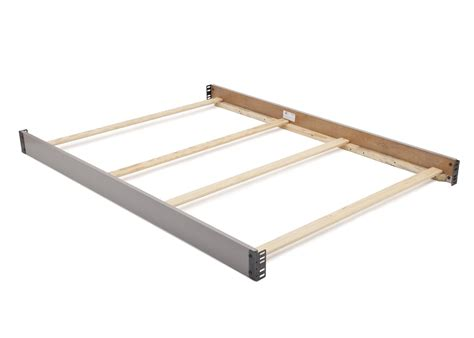 full bed rails full size wood bed rails 180050 delta children s products