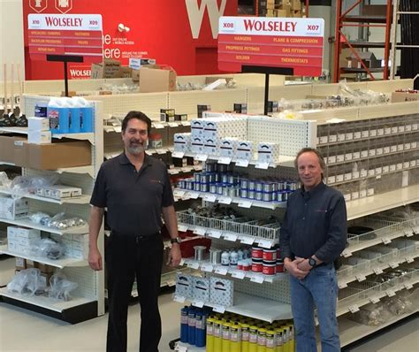 Wolseley Heating And Plumbing by Wolseley Opens New Plumbing Hvac R Branch In Airdrie Ab