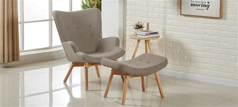 fauteuil velours taupe fauteuil scandinave taupe