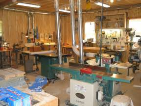 Building A Workshop Home Wood Shops A Position Withwithin The Woodoperating