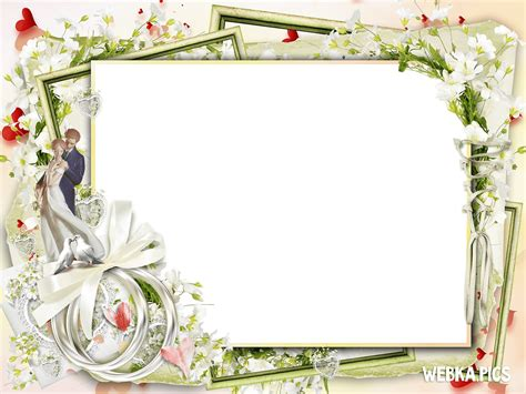 Wedding Png by Webka Photo Frames App For Free