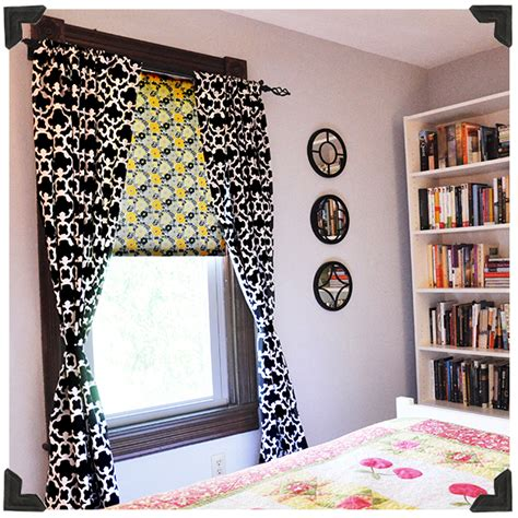report covers with window fabric covered window shade tutorial jacquelynne steves