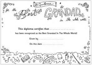 best grandad diploma
