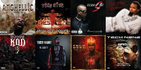 best tech n9ne album 5 things tech n9ne fans to debate