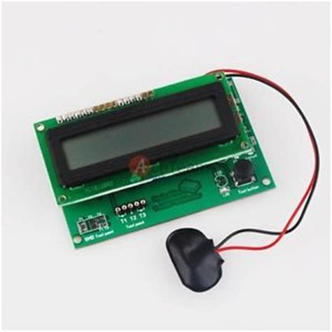 diode test capacitor multi test resistor diode smd capacitor transistor tester analyzer checker diy ebay