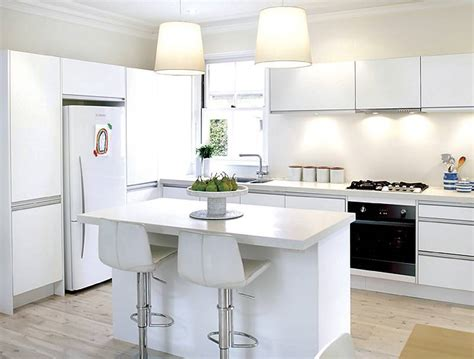 White Kitchen Designs Photo Gallery | modern kitchen designs photo gallery white interior mini