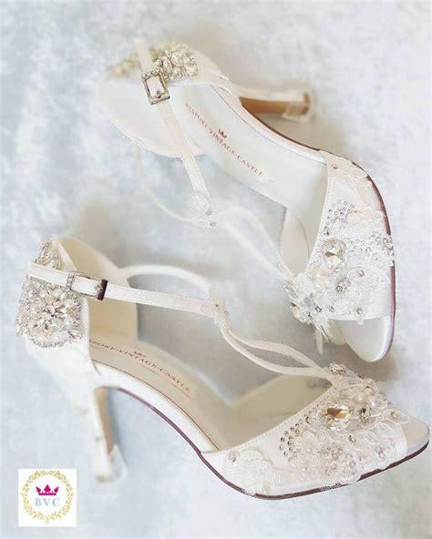 Schuhe Braut Vintage by Bridal Shoes Peep Toe Shoes Vintage Shoes Bridal Shoes