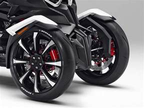 Honda 3 Wheel Motorcycle Tokyo Show You You Want This Honda Neowing Tilting