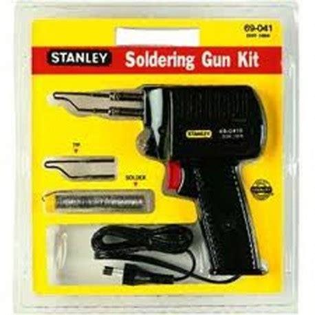 Diskon Solder Pistol Tembak Nankai Soldering Gun stanley 69 041b solder tembak 100w