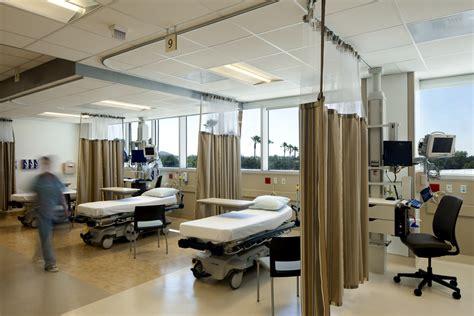 uci emergency room hospital renovation hoag hospital irvine design archinect