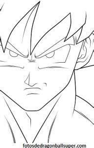 imagenes para dibujar faciles a lapiz de goku goku faciles de dibujar