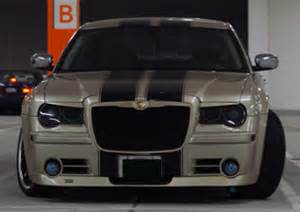 Chrysler 300 Graphics Racing Rally Stripe Stripes Decals Graphics Fits Chrysler