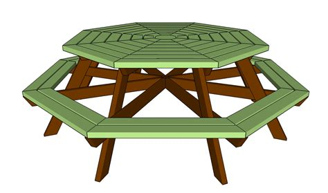 build a picnic bench how to build a wooden picnic table howtospecialist how