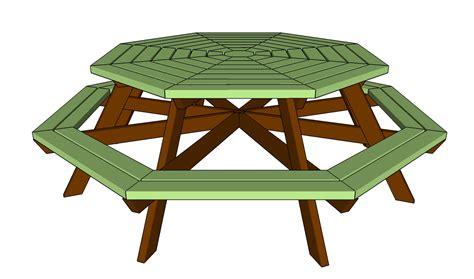 build  hexagon table howtospecialist