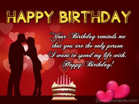 Birthday Card Messages Boyfriend Birthday Wishes For Boyfriend Pictures Images Graphics