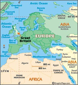europe map great britain map of europe and great britain travel maps and major