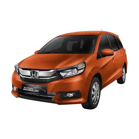 Honda Mobilio 1 5 E jual iims honda mobilio 1 5 e mobil orange