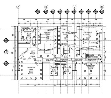 House Floor Plan Examples gallery of smiles by dr cecile buensalido architects 23