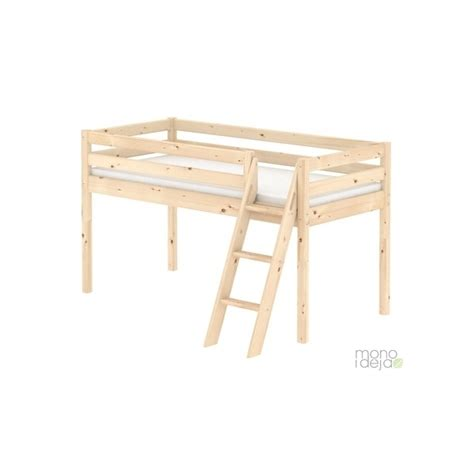 Flexa Furniture by Mid High Bed For Children Bed For Kid