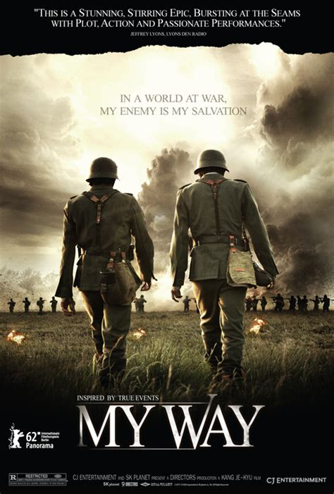 film drama war movie review my way is korea s answer to a spielberg