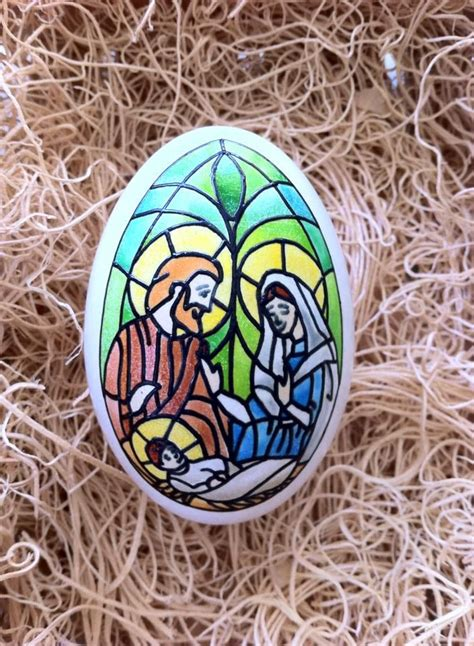 P O Selinam Batik selena blair bolton s second stained glass egg from the