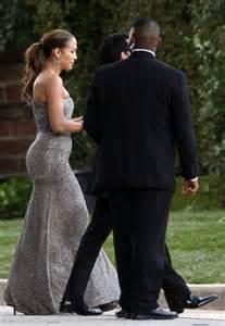 jennifer lopez wedding  bel air  gotceleb